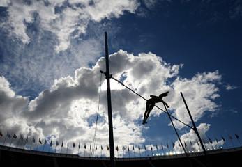 Pole Vault Athletics