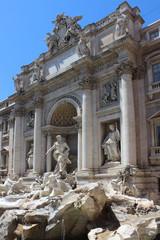 Fontane di Trevi in Rome