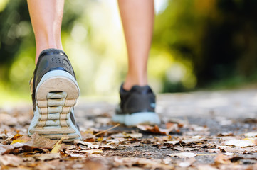 autumn runner feet