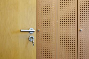 offene Tür Büro