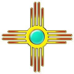 Zia Sonne - Zia Pueblo - New Mexico