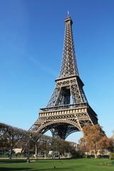 tour eiffel monument prospective view