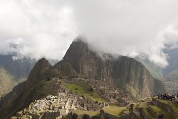 la magia di Machu Picchu