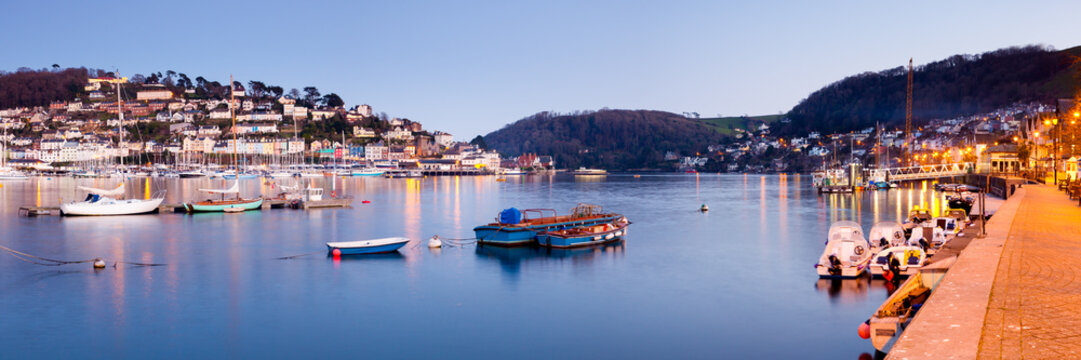 Dartmouth and Kingswear