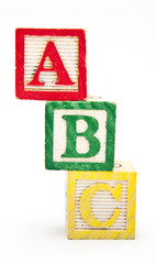 Letters Blocks