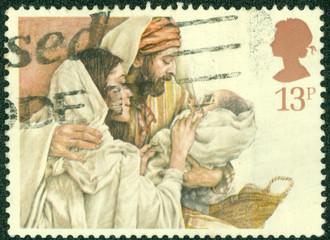 postage stamp