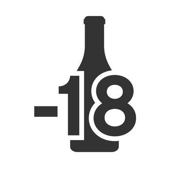 picto alcool interdit aux mineurs