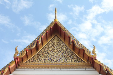 Thai gold Gable