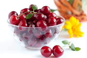 Fresh and delicious cherry