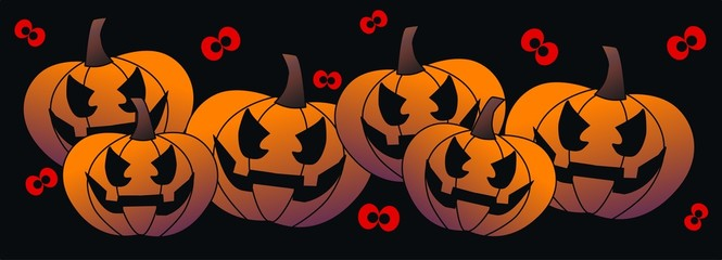 halloween header for website