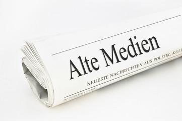 alte Medien
