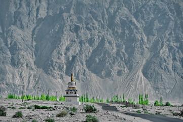 Wall Murals Buddha landscape