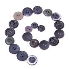 Spirale di bottoni