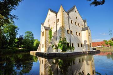 Wasserschloss Klaffenbach Saxony