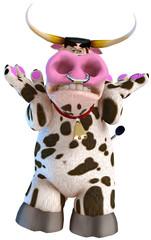 bull cartoon in I do not know