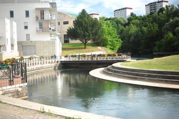 lac riviere