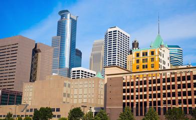 Nice morning in Minneapolis
