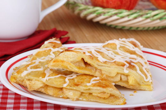 Apple Turnover Dessert