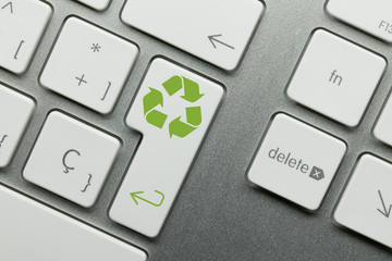 Recycle keyboard 1