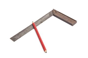 Winkel und Bleistift 2
