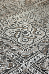 mosaics from the greek island of kos