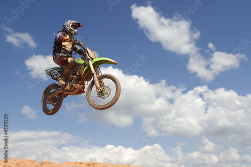 Fototapete Motocross pulo Itutinga