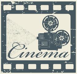 Stamp cinema