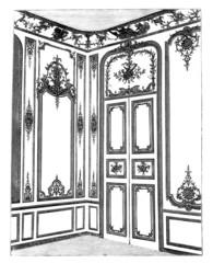 Room Decoration - begining 18th century