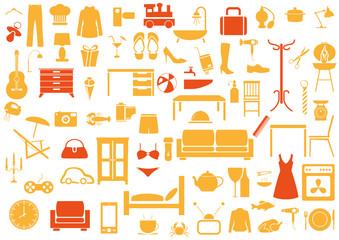 Accessoires Symbole