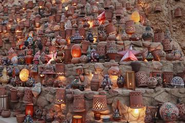 Lampade egiziane