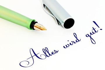 Füller - Alles wird gut!