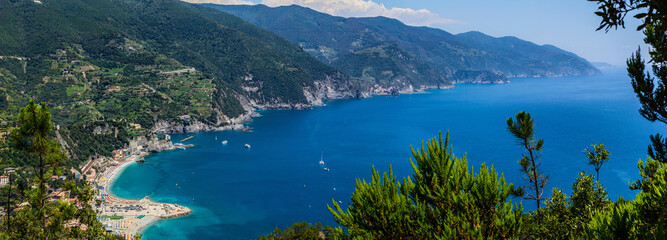 Foto auf Acrylglas Ligurien Cinque Terre