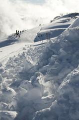Gefahren im Wintersport