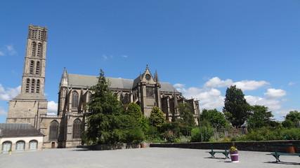 cathédrale limoges