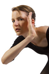 Modern Dancer Poses Series