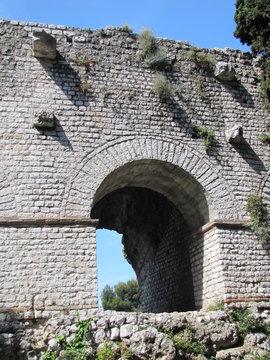 Ruine romaine (Cimiez, Nice)