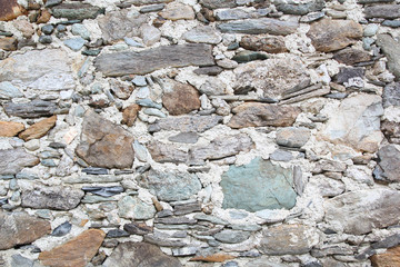 Alte Mauer in Österreich