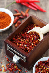 Spices - Chili
