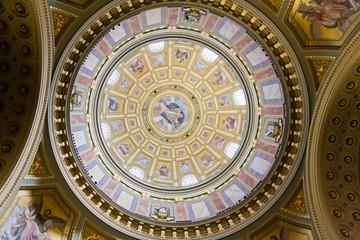St. Stephen basilica, cupola