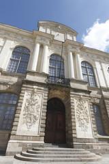 entrée du Parlement de Bretagne