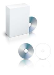 DVD CD ディスク 箱 ソフト