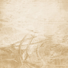 Grunge background in pastel tones