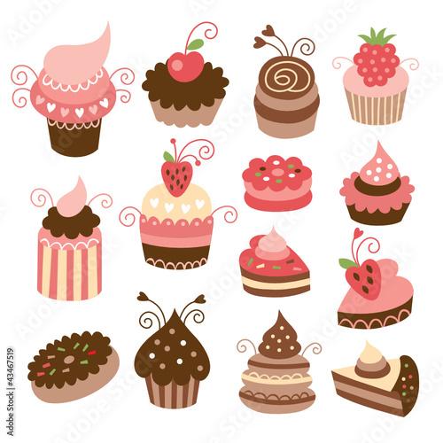 Картинки с тортом маленькие