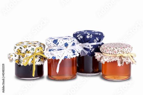 Marmeladenglaser Jam Jars Stock Photo And Royalty Free Images On
