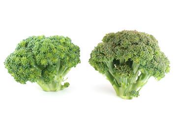 two broccoli