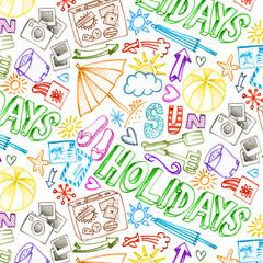 holidays motif 2