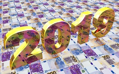 3D Geldboden - 2019