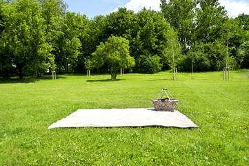 Fototapeten Picknick Piknik