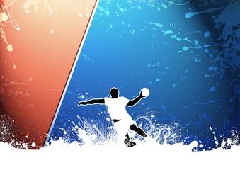 Fototapete - Handball