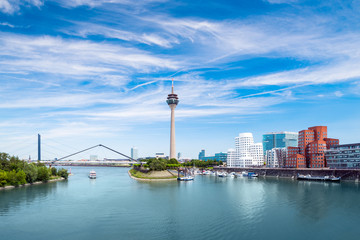 Düsseldorf Media Harbor
